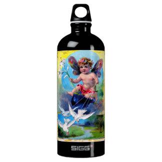 Falln Spring Time Fairy Water Bottle