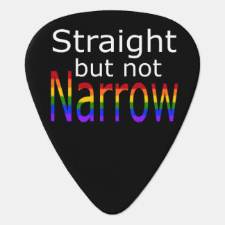 Falln Straight But Not Narrow (white text) Pick