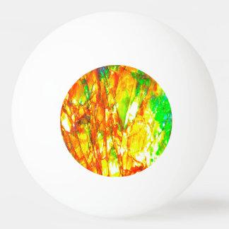 Falln Sunset Ammolite Ping Pong Ball