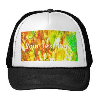 Falln Sunset Ammolite Trucker Hat