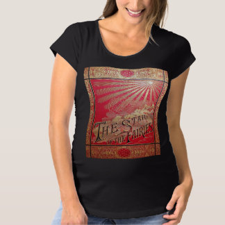 Falln The Star of the Fairies Book Cover Maternity T-Shirt