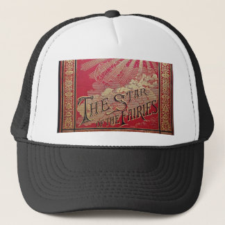 Falln The Star of the Fairies Book Cover Trucker Hat