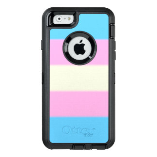 Falln Transgender Pride Flag OtterBox iPhone 6/6s Case
