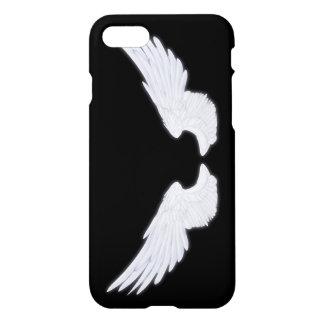 Falln White Angel Wings iPhone 7 Case