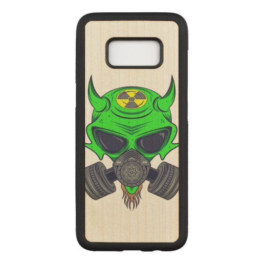 Fallout Hellion Carved Samsung Galaxy S8 Case