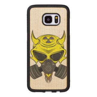 Fallout Hellion Wood Samsung Galaxy S7 Edge Case