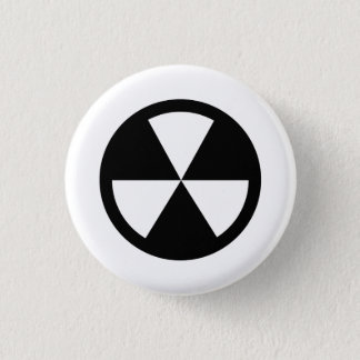 'Fallout Shelter' Pictogram Button