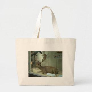 Fallow deer (Dama dama) Tote Bags