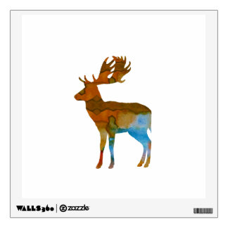 Fallow Deer Wall Decal