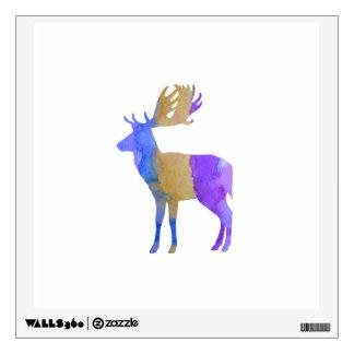Fallow Deer Wall Sticker