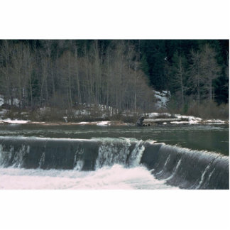 Falls In The River Photo Cut Outs