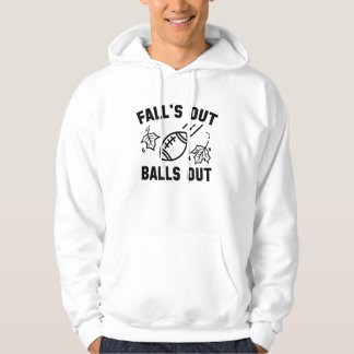 Fall's Out Balls Out Hoodie