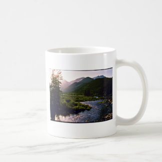 Falls River - Rocky Mountain National Park Coffee Mug