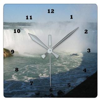 FALLSVIEW NIAGARA falls Canada Toronto Square Wall Clock