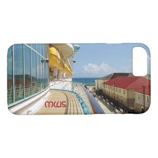 Falmouth Dockside Monogrammed iPhone 7 Case