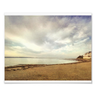 Falmouth Heights Cape Cod Photo Print