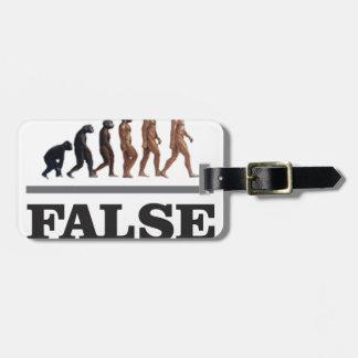 false ape art bag tag