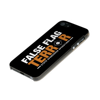 False Flag Terror iPhone 5/5s Case