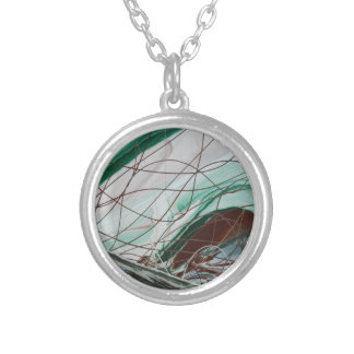 False Image Silver Plated Necklace
