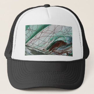 False Image Trucker Hat
