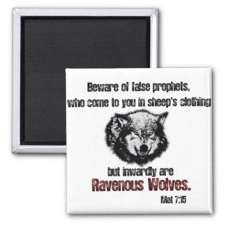 False Prophet/ Wolf Magnet