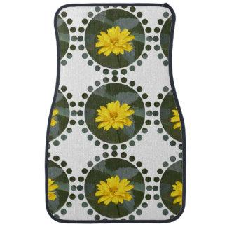 false-sunflower-10 car carpet