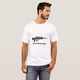 famas connecting people T-Shirt