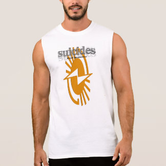 "Famed Hawaii Surf Spot ""Suicides"" Sleeveless T Sleeveless Shirt"