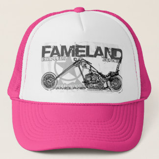 Fameland Choppers Hollywood - Hat #1