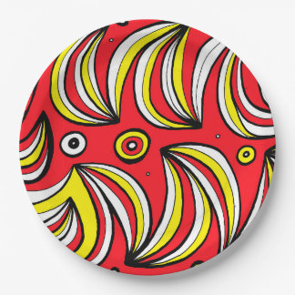 Familiar Intuitive Emotional Stunning 9 Inch Paper Plate