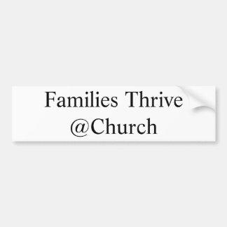 Families Thrive @Church sticker