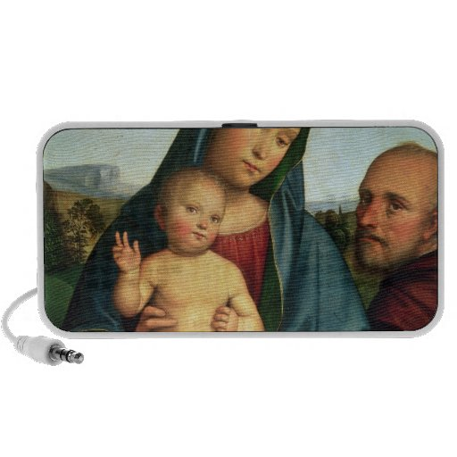 Famille sainte haut-parleur portable