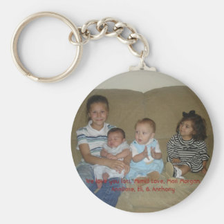 family 011, You're the best Papaw! Love,MariMor... Keychain