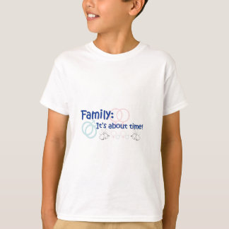Family About Time-youth tee