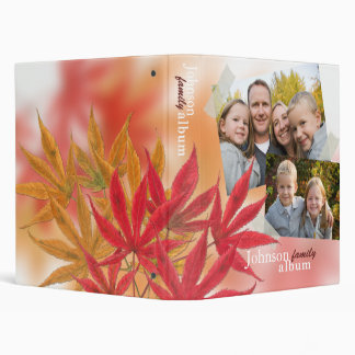 Family Album Vinyl Binder