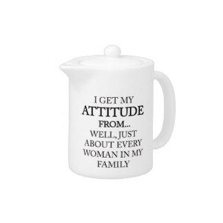 Family Attitude