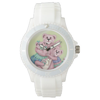 FAMILY BEAR LOVE eWatch Watch