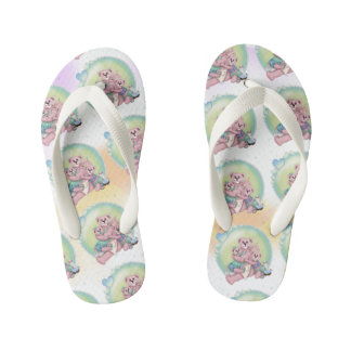 FAMILY BEAR LOVE  Flip Flops Kids  Toddler