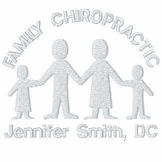 Family Chiropractic Logo Embroidered Shirt