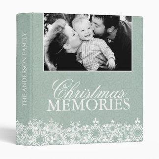 Family Christmas Photo Album Binder