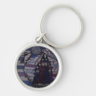family circle,witches ,by mandy ashby,keychain keychain