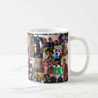 Family Collage Coffee Cup