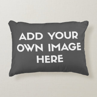 Family/Couples/Personal Photo Accent Pillow