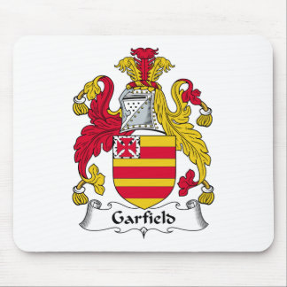 Family Crest Mouse Pad
