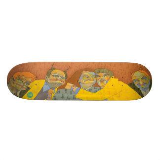 Family Custom Skate Board