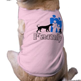 Family Dog Costume Shirt