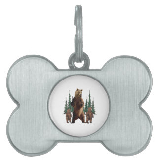 Family Excursion Pet Tag