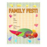 Family Fest Flyer