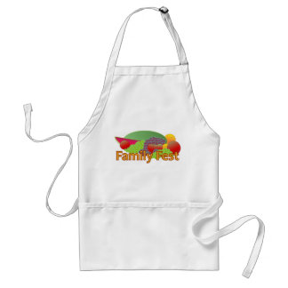 Family Fest reunion theme Apron