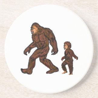 Family Field Day Coaster